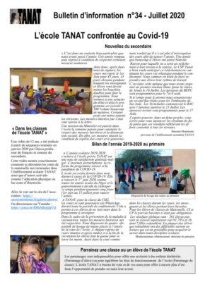 thumbnail of Bulletin n°34