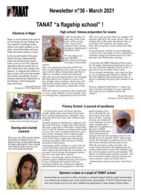 thumbnail of Bulletin n°36 En