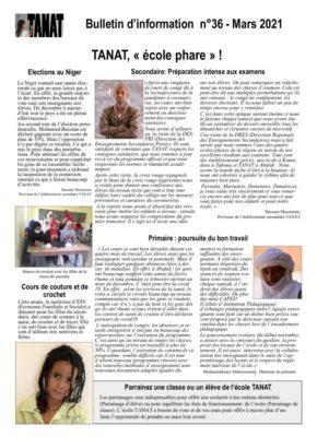 thumbnail of Bulletin n°36
