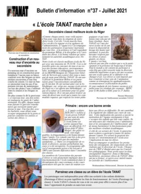 thumbnail of Bulletin n°37